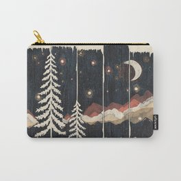A Starry Night in the Mountains... Carry-All Pouch