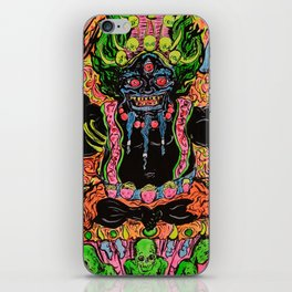 makahala iPhone Skin