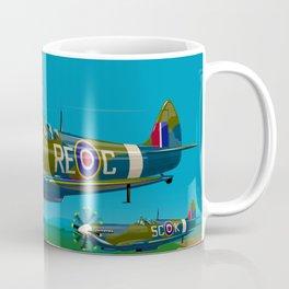 Spitfires Return Coffee Mug