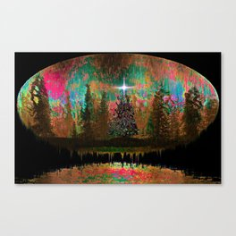 The Gift Of Love Canvas Print