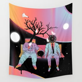 Coexistentiality (Sustaining Life) Wall Tapestry
