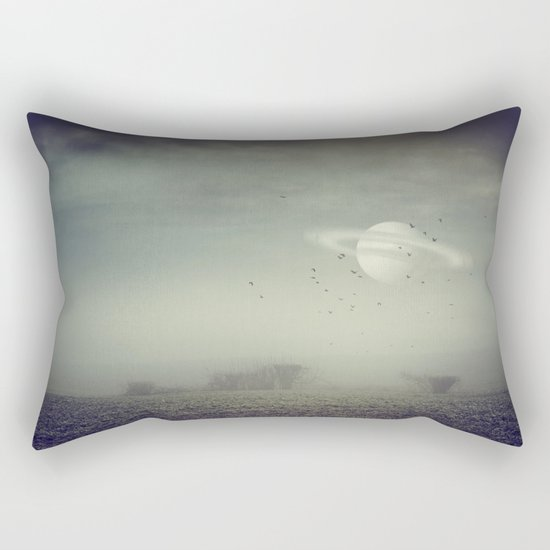 in my other world Rectangular Pillow