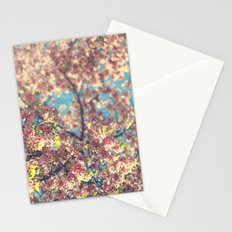 changing seasons Stationery Cards