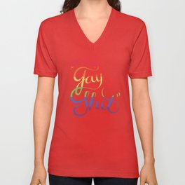 That Gay Sh*t Unisex V-Neck