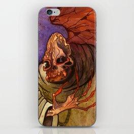 Grandmother Death iPhone Skin