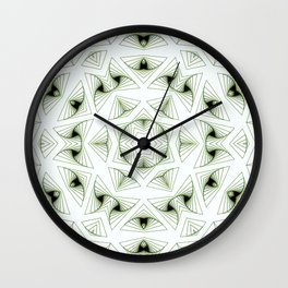 Agra, 2150z3 Wall Clock