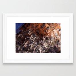 Piazza Navona #3 Framed Art Print