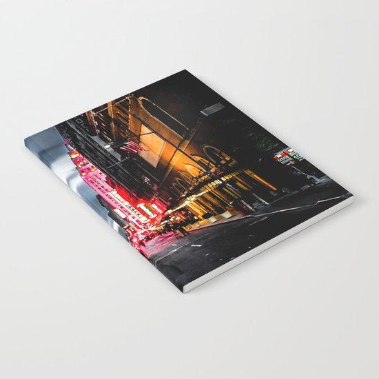 Gotham Notebook