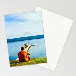 Lakeside Lounge Lizard Stationery Cards