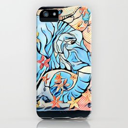 Elephance iPhone Case