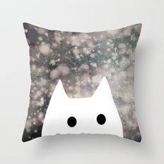 cat-50 Throw Pillow