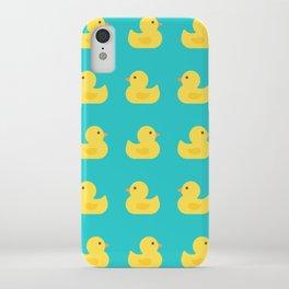 Rubber Ducks iPhone Case