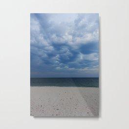 Sand, Sea, Sky Metal Print