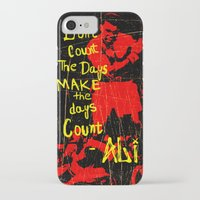 ali gulec iPhone & iPod Cases featuring Ali by Maxim Garg
