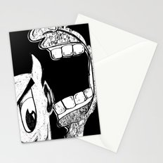 in ur ear Stationery Cards