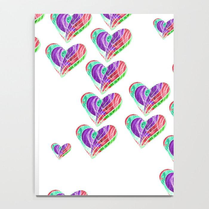 Love Tetris Notebook