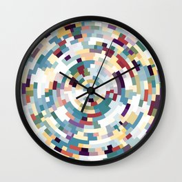 Concentric Rings Wall Clock