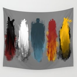 War is here Wall Tapestry
