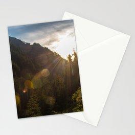 Valley Sunset - Oregon Stationery Cards