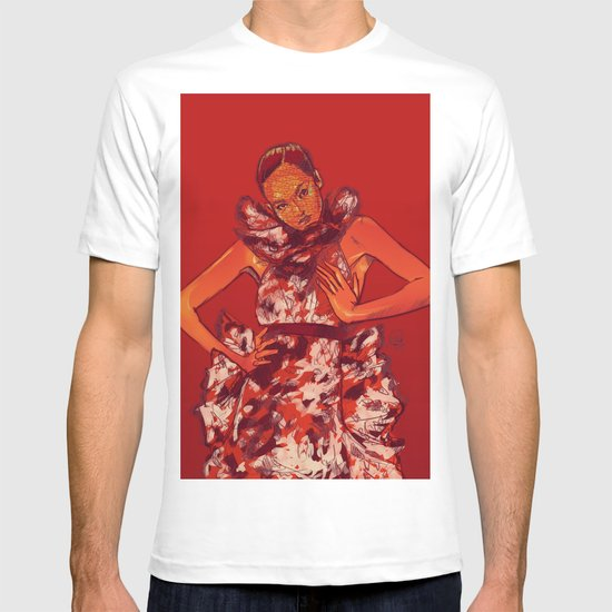 i bring you flowers T-shirt