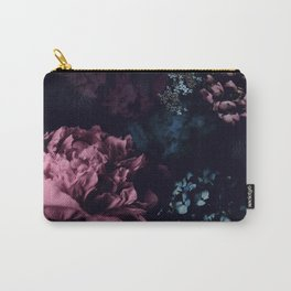 Peony in the dark Carry-All Pouch