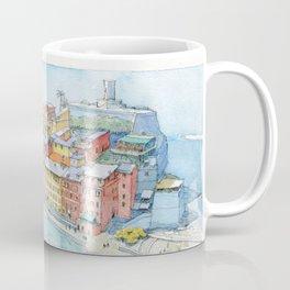 Vernazza, Cinque Terre, Italy Coffee Mug