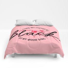 coffee rules III Comforters