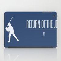 jedi iPad Cases featuring Return of the Jedi by Simplicity