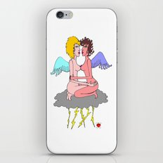 sensual storm iPhone & iPod Skin