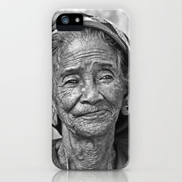 Once upon a Time in VIETNAM iPhone Case