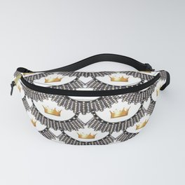RBG-Queen-2 Fanny Pack