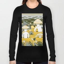Mushroom Men Long Sleeve T-shirt