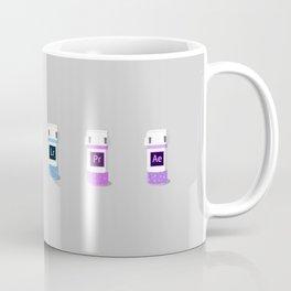 it's an addiction. Coffee Mug