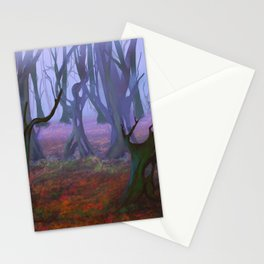 Petrified Willows Stationery Cards