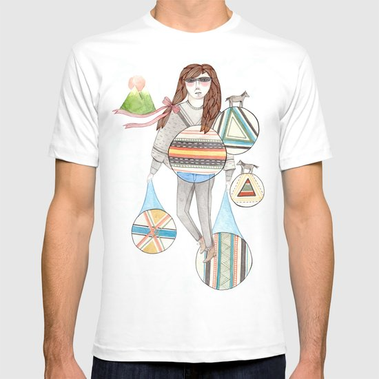Patterns/Circles T-shirt