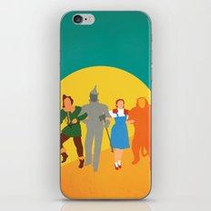 Wzard of Oz iPhone & iPod Skin