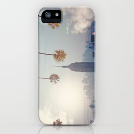 COAST TO COAST iPhone Case