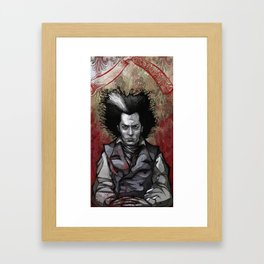 Sweeney Framed Art Print