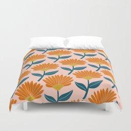 Floral_pattern Duvet Cover