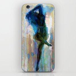 Rain Dance iPhone Skin