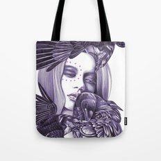 Crows Tote Bag