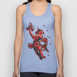 Cupid's Arms Unisex Tank Top