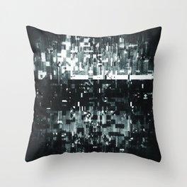 deepweb Throw Pillow
