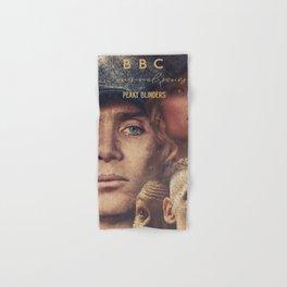 Peaky Blinders, Cillian Murphy, Thomas Shelby, BBC Tv series, Tom Hardy, Annabelle Wallis Hand & Bath Towel