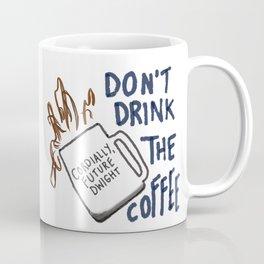 Cordially, Future Dwight Coffee Mug