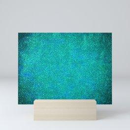 Mermaid Glitter Mini Art Print