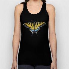 Swallowtail Butterfly Unisex Tank Top