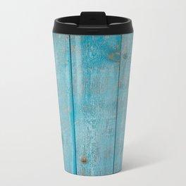 Wood Texture 101 Travel Mug