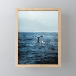 Maui #decor #buyart #society6 Framed Mini Art Print