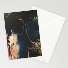 Swimming hole. Stationery Cards